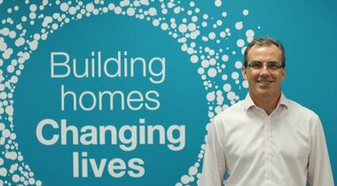 Five minutes with...Jonathan Higgs, CEO of Raven Housing Trust