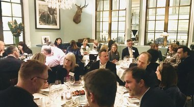 Business Transformation HR Dinner