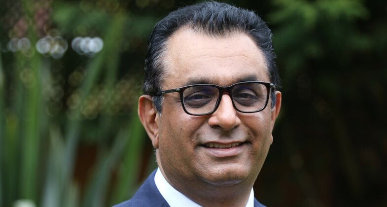 Transformational Leaders: Amarjit Dhillon, CIO and Trustee of Turning Point