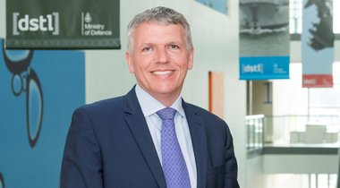 Transformational Leaders: Gary Aitkenhead, CEO of Dstl (Defence Science and Technology Lab)